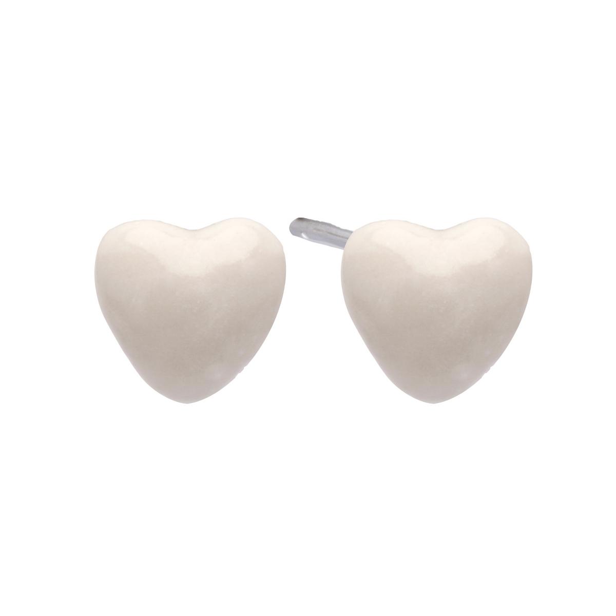 Cardia, flad m. ørestik